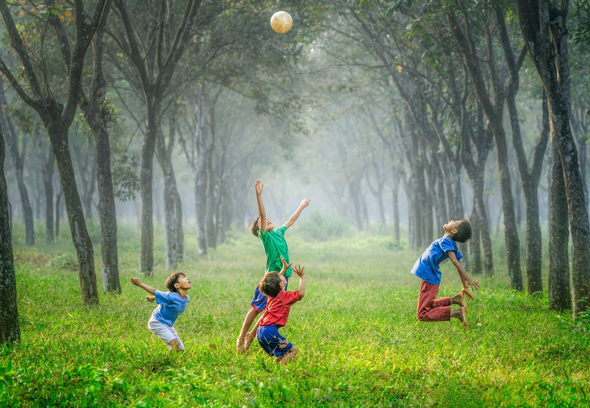 Osteopathie voor kinderen