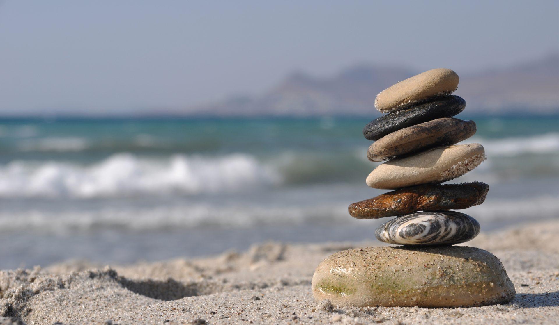 In balans zijn kan door de behandeling van osteopathiepraktijk Doortast